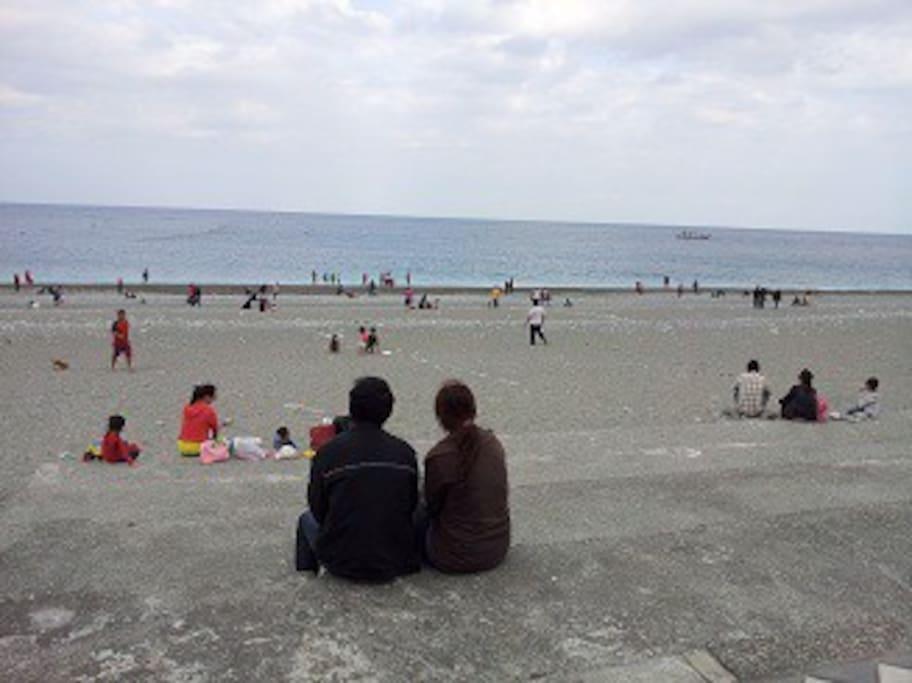 太平洋,七星潭