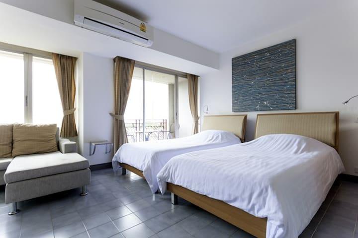 Apartment Galare Thong-STANDARD B 4 - Chiang Mai - Departamento