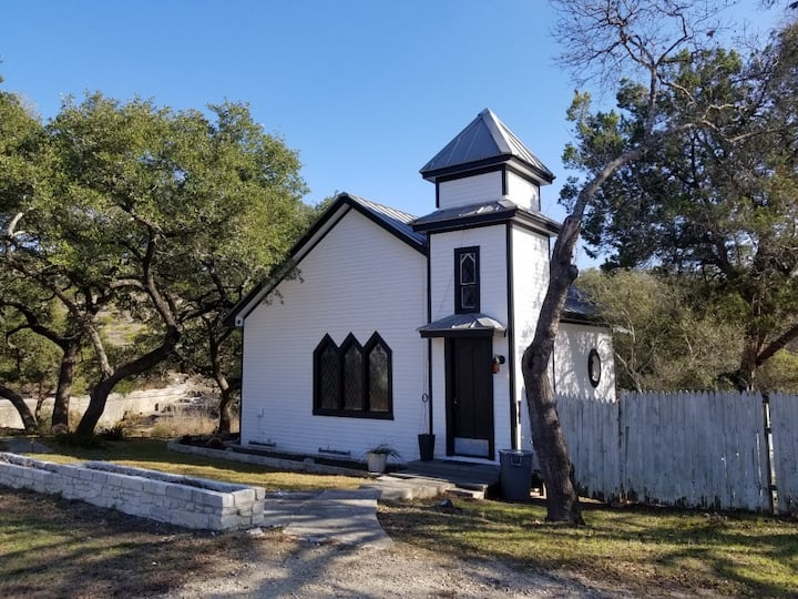 Beautiful Little Chapel - Austin Hill Country