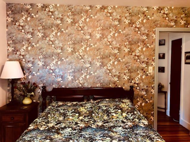 Primary guest bedroom