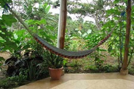 Finca Paz y Flora private retreat - Puntarenas - Bed & Breakfast