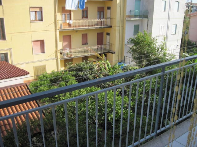 Beautiful apt close to the sea - Amantea - Daire