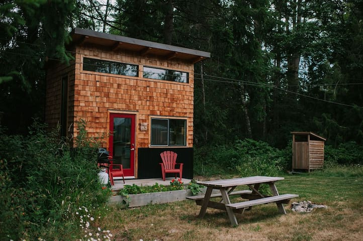 Market Garden tiny home