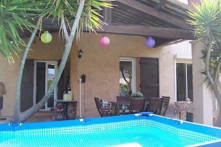Villa near Cannes - La Roquette-sur-Siagne