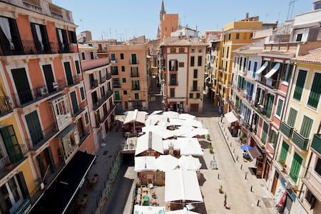 TAPAS, Terraces and Old Town - PALMA DE MALLORCA - Palma de Mallorca