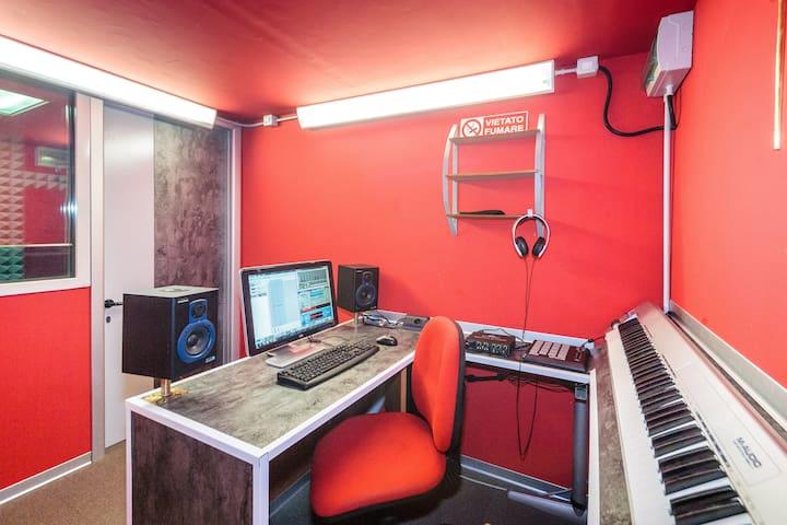 I study Recordings and Productions - Genoa - Egyéb