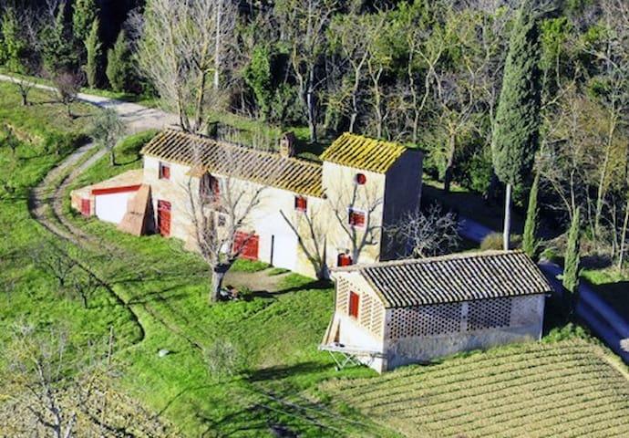 Tuscany - Farmhouse - Montefoscoli - Maison
