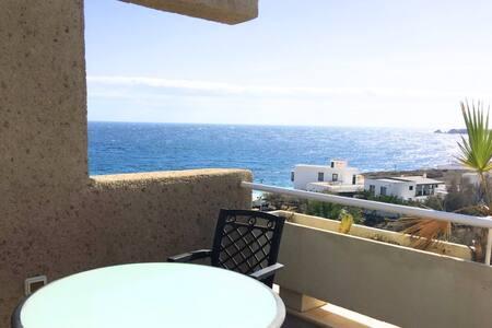 Perfect place to relax, ocean view apartment - Porís de Abona