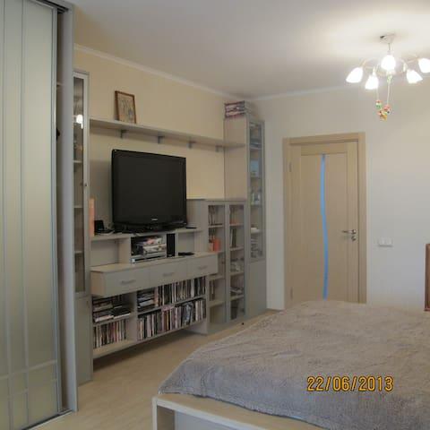 1-комнатная квартира на 4-х гостей - Kazan - Apartment