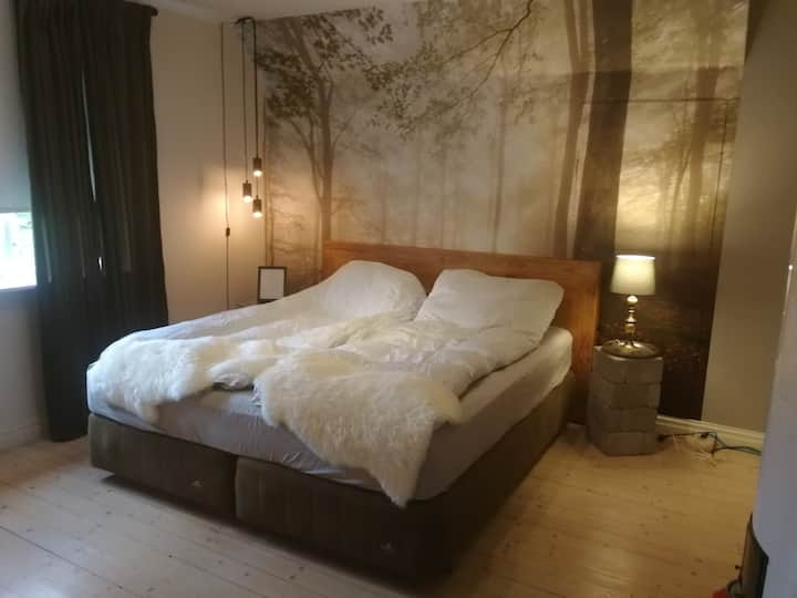 Big comfy room 15 min walk from trainstation