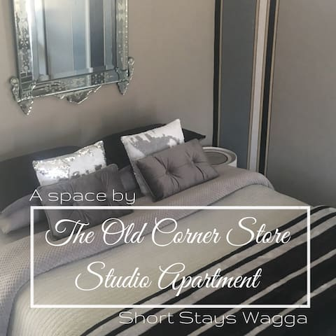 Corner Store Studio Apartment CBD/Hospital & Wifi
