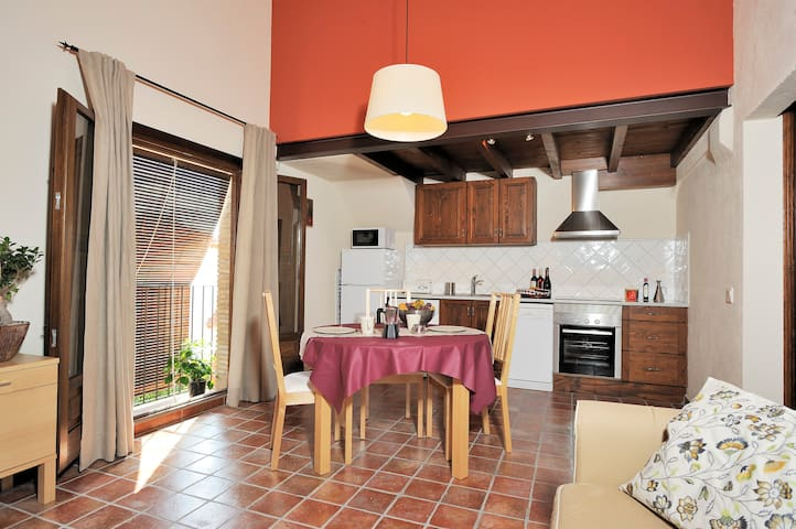 APARTMENT COSTA DORADA - MOUNTAINS - Banyeres del Penedès - Daire