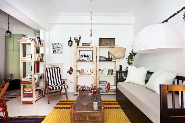Αίσθηση μονοκατοικίας στην Κυψέλη - Athen - Haus