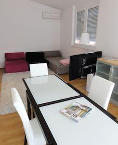Apartment Tacen / Ljubljana - Ljubljana - Lejlighed
