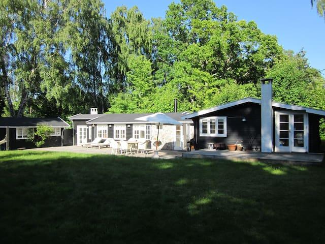 Hornbaek - Huis