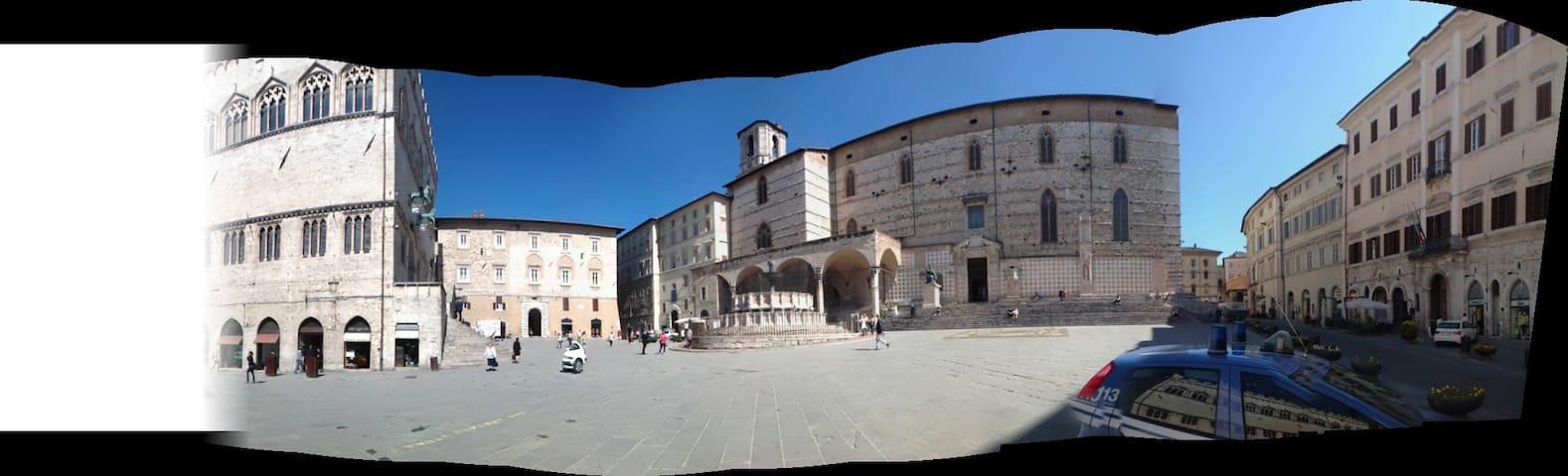 La casa per il festival del jazz - Perugia - Condominio