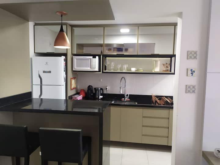 Moderno apartamento próx. ao aeroporto de Curitiba