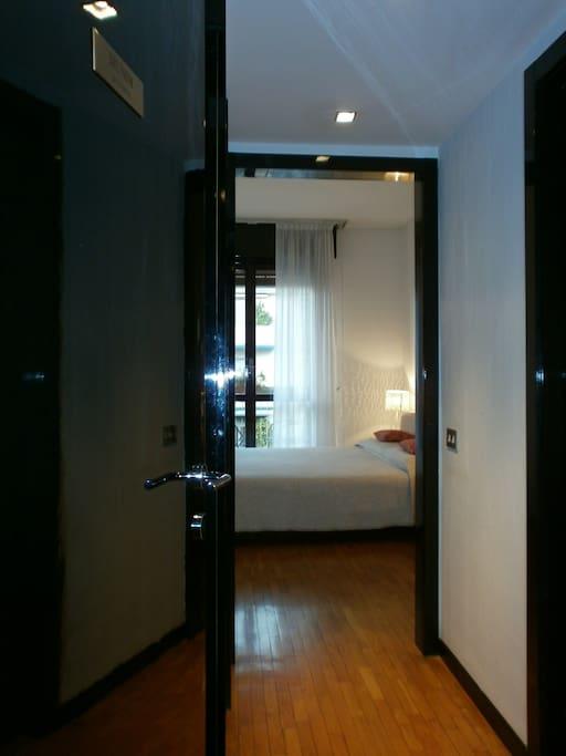 Entrata camera doppia / Double room entrance