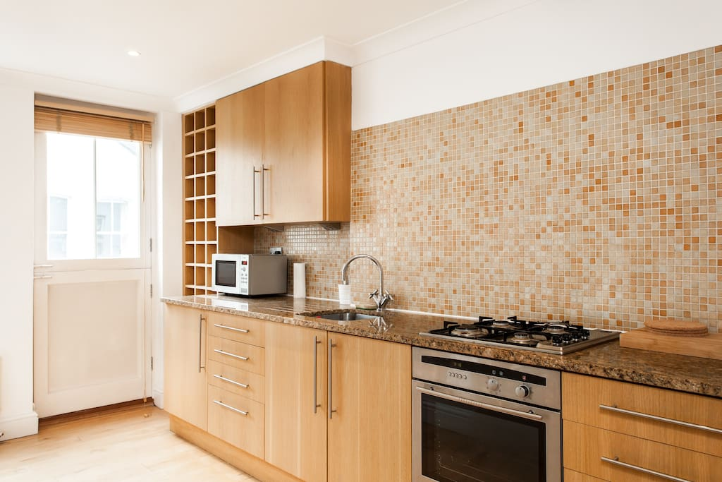 Fullly fitted kitchen