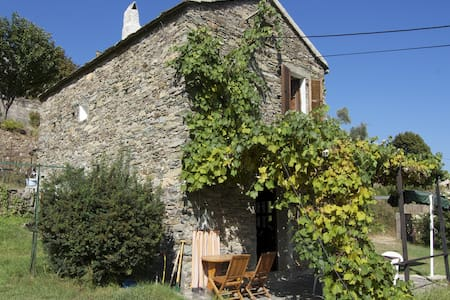 Charming house to rent in Corsica - Pietra-di-Verde - House - 0