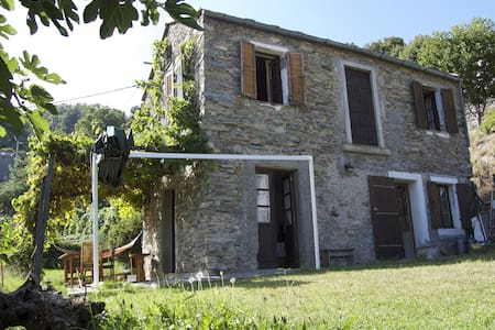 Charming house to rent in Corsica - Pietra-di-Verde - House - 1
