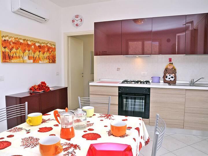 Rif 262: Villetta Best p.terra, Lido Nazioni