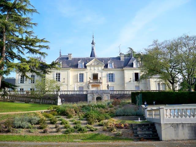 Vineyard 1-Bedroom Suites with Pool - Bourgueil - Lägenhet