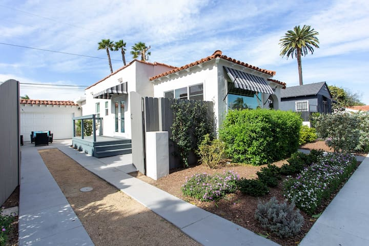 Lovely Long Beach Home Near Queen Mary & Downtown