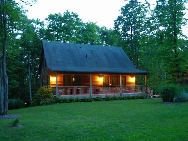 Koontz's Cabin At Deep Creek Lake - Swanton - Huis