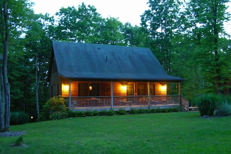 Koontz's Cabin At Deep Creek Lake - Swanton - House
