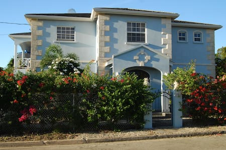 Bajan Blue - Safe Upscale Quiet - Colleton