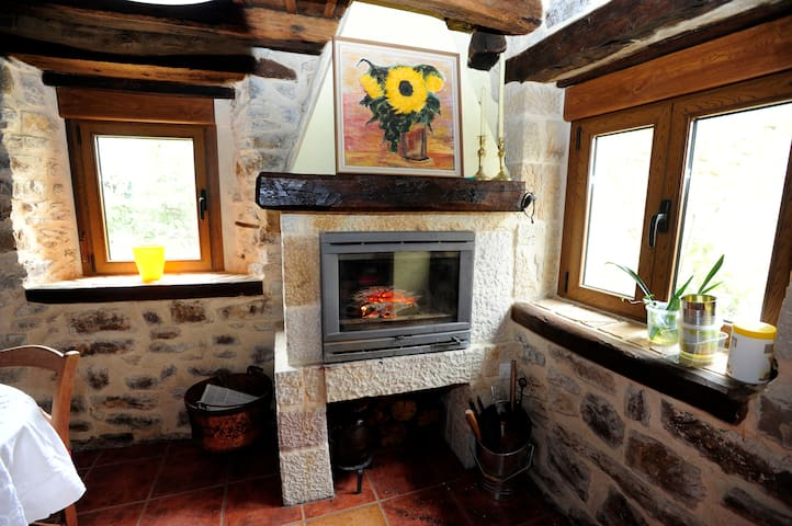 Lovely cottage near Picos de Europa - Vado