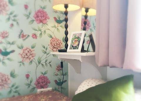 Lavendel Cottage: charmantes & gemütliches Haus in Limburg