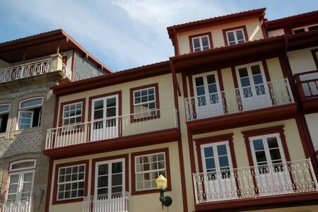 Casa da Maria, II, Guimarães centre - Guimaraes - Daire