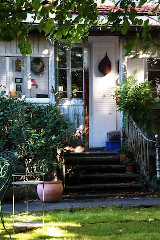 Chambre dans maison avec jardin - Grenoble - House