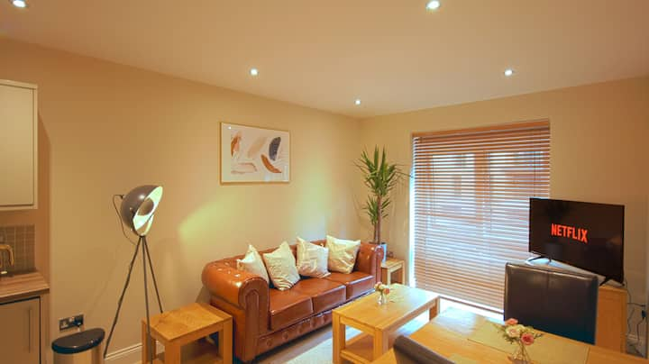Deluxe 1Bed Apt, Central Southampton (3)
