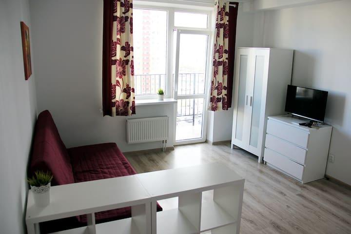 Чистая и светлая квартира для вашего отдыха - Konigsberg - Appartement