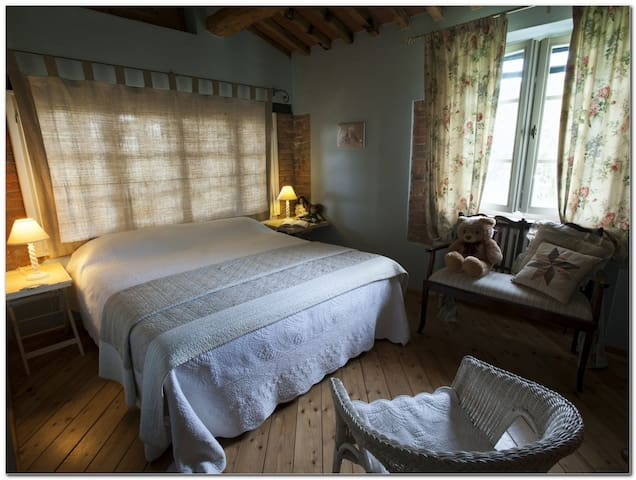 Country House with Alpacas - 2° - Frazione Montecastello, Pontedera, Pisa, - Appartement