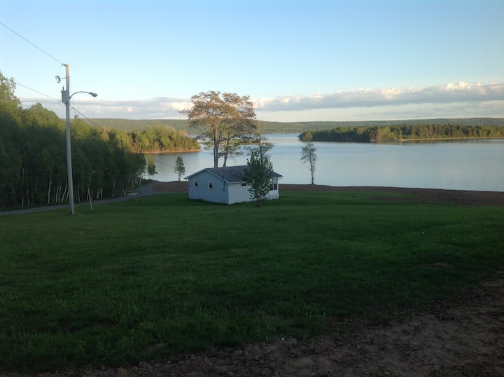 Cottage on the Bras D'Or Lakes