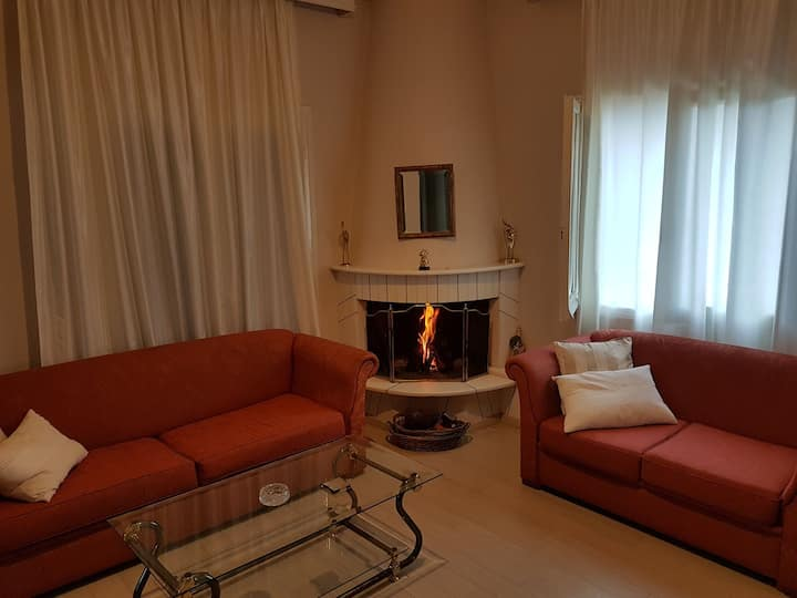 Beautiful home in the center of Trikala.