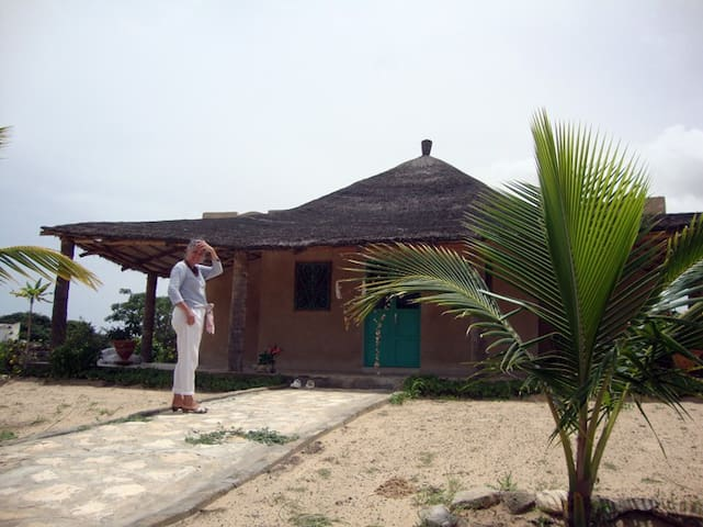 Keur Limao - La maison des citrons - Mboro - Dům