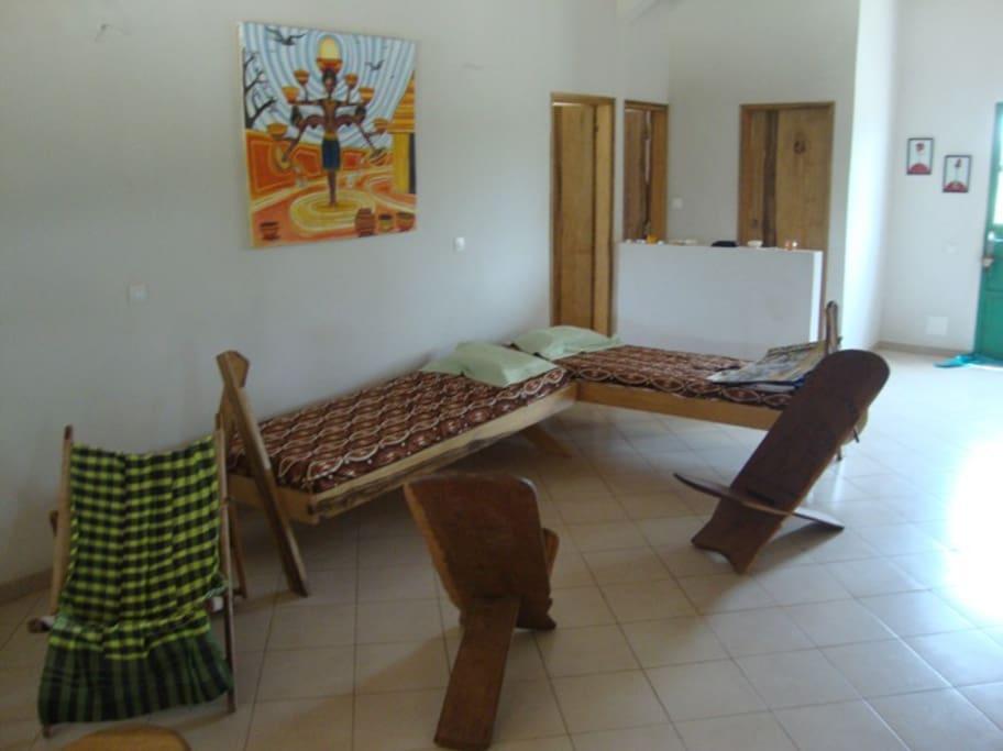 Le salon de Keur Limao