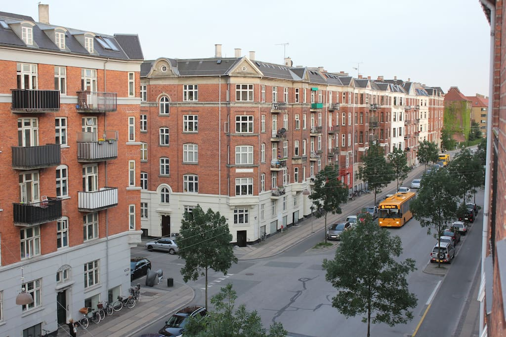Appartment In Copenhagen Norrebro Flats For Rent In