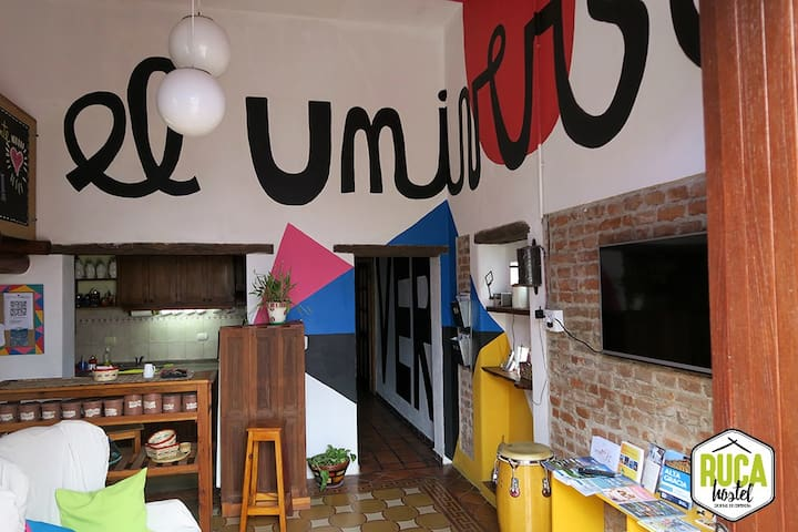 Hostel Ruca - Alta Gracia - House