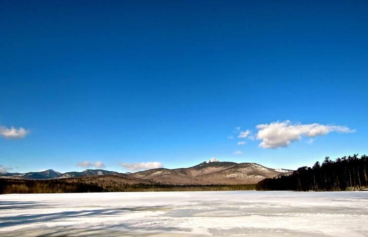 Mountain Getaway / Writer's Retreat