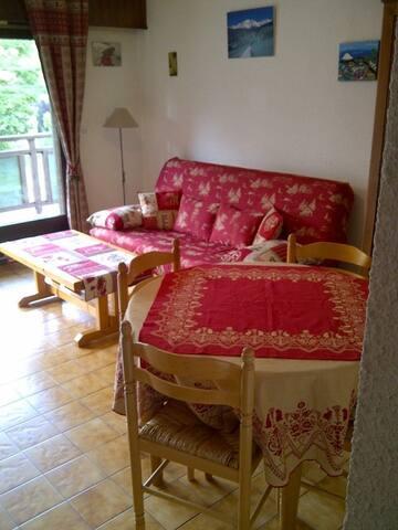 Appartement au pays du Mont-Blanc  - Sallanches - Wohnung
