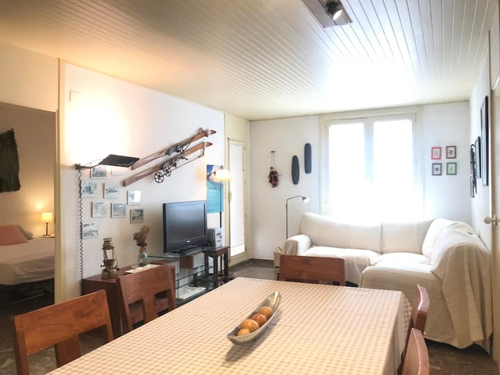 ¡Excelente apartamento ideal familias en Vielha!