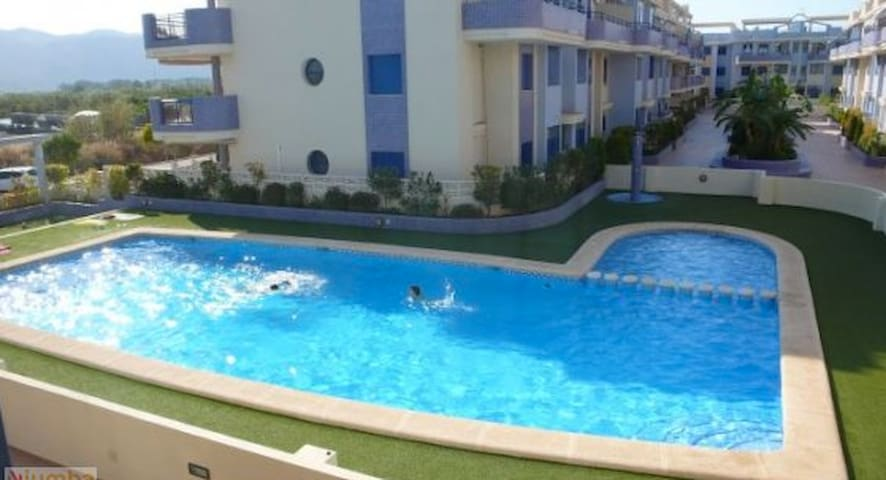 Nice apartment in a beautiful beach - Xeraco - Flat