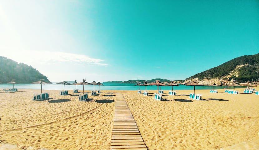 Apartamento Ibiza, Cala San Vicente - Cala San vicente - Apartamento