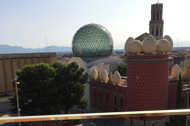Figueres_Museum Dali_Costa Brava